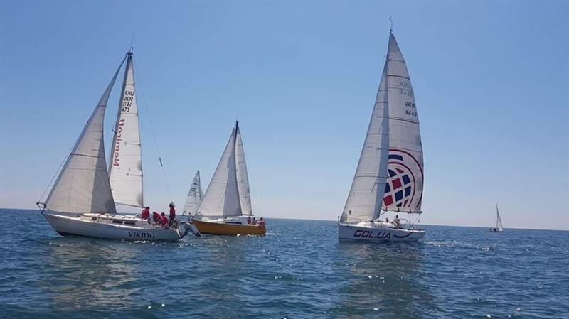 В Одессе прошла регата на Кубок Черноморского яхт-клуба