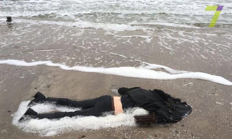 В Одессе в море обнаружено тело 20-летней девушки