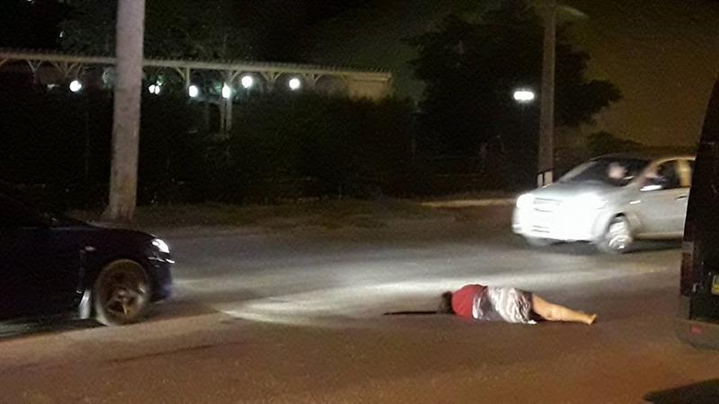 Маршрутка насмерть сбила женщину в Одессе